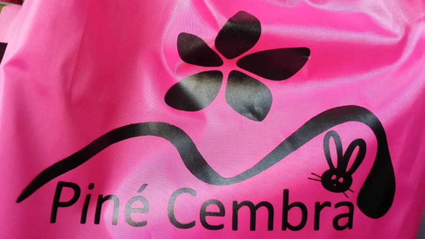 Il logo dell'Altopiano di Piné e Val di Cembra. Foto: Katrin Walter - simply walter